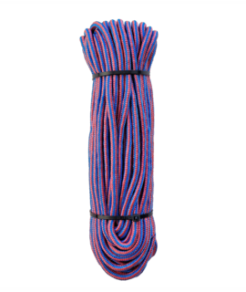 Шнур полипропиленовый плетёный